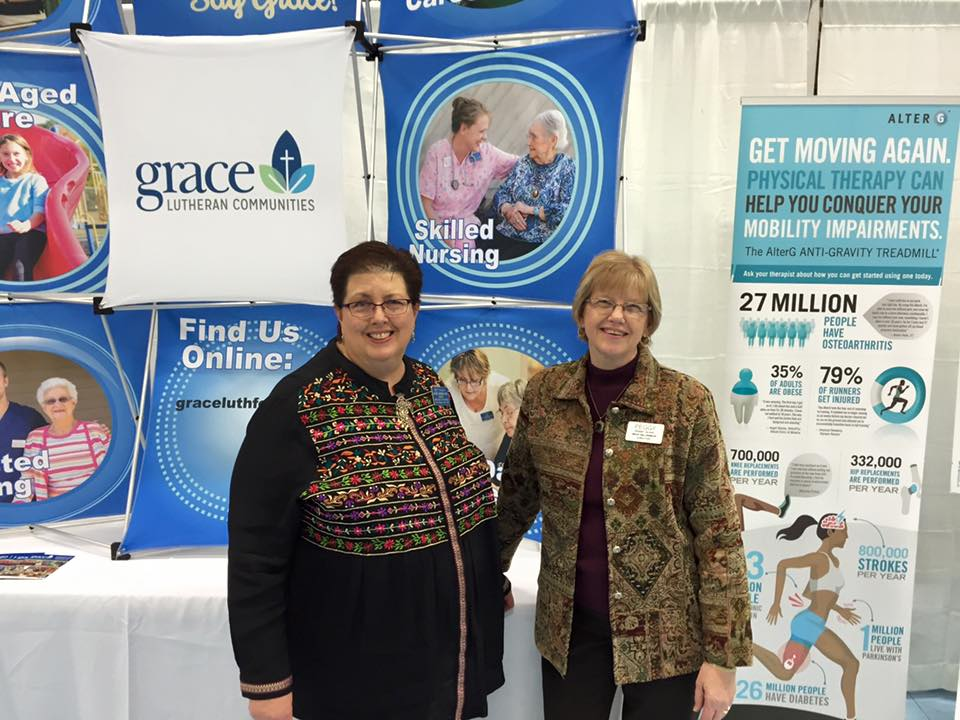 grace lutheran business expo 2015
